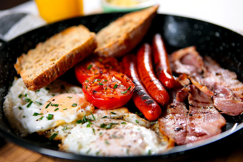 food photography - Breakfast - Samuel Sotiega