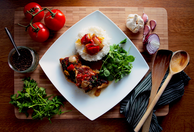 food photography - restaurant food - Samuel Sotiega